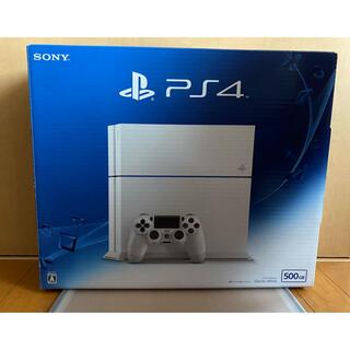 PlayStation4 - PlayStation 4 グレイシャー・ホワイト (CUH-1200AB02)