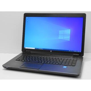 HP - 第4世代 i7 HP ZBook 17 G2 17.3FHD