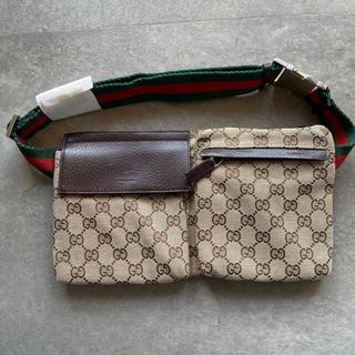 Gucci - GUCCI ボディバッグ 新品未使用品