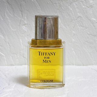 ティファニー(Tiffany & Co.)の希少 ティファニー フォーメンコロン 50ml ボトルタイプ(香水(男性用))