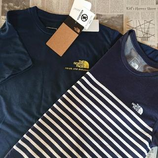 ザノースフェイス(THE NORTH FACE)のTHE NORTH FACE  Tシャツ2枚セット(Tシャツ(半袖/袖なし))