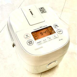 東芝 - 東芝 炊飯器 3合炊き