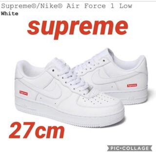 Supreme - supreme NIKE AIR FORCE1 シュプリーム エアフォース1