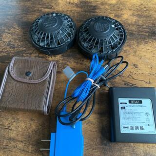 空調服 バッテリー