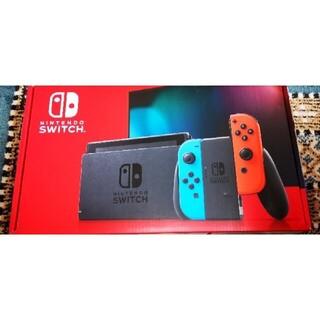 Nintendo Switch - 【美品】ニンテンドースイッチ ネオン Nintendo Switch 本体