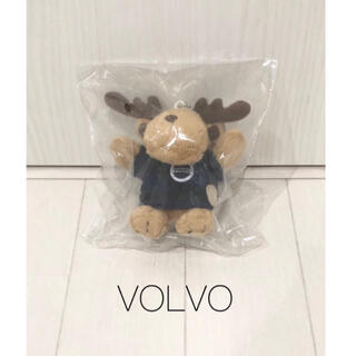 Volvo - 新品未開封【VOLVO】エルク キーホルダー マスコット
