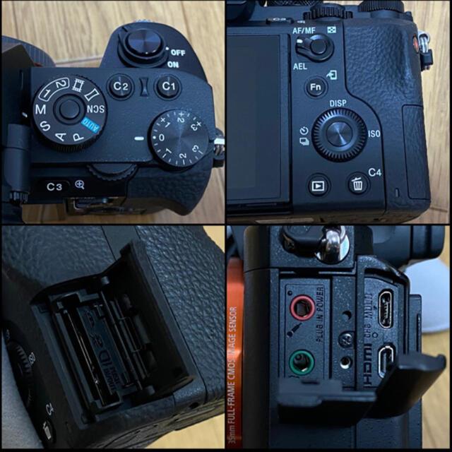 SONY(ソニー)の「超美品・値下げ可能」SONY ソニー α7RII本体のみ スマホ/家電/カメラのカメラ(ミラーレス一眼)の商品写真
