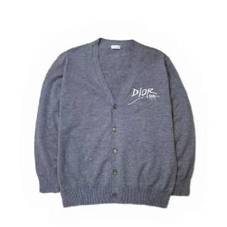ディオール(Dior)のDiorレジャーニットカーディガン♥(ニット/セーター)