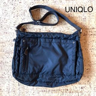 ユニクロ(UNIQLO)のUNIQLO ショルダーバッグ ビジネス(ショルダーバッグ)