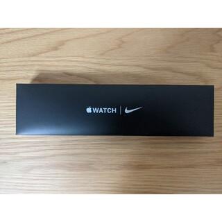 Apple Watch - Apple Watch SE NIKE 44mm GPSモデル