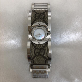 Gucci - 【正規品】GUCCI  時計 トワール バングル YA112418