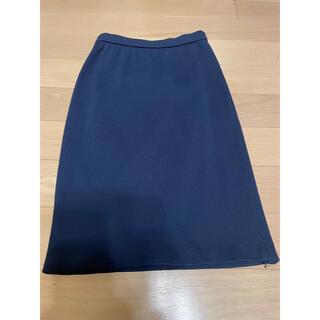 ルシェルブルー(LE CIEL BLEU)のLe ciel blue タイトスカート(ひざ丈スカート)