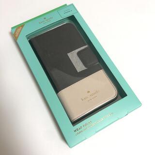 ケイトスペードニューヨーク(kate spade new york)のKATE SPADE  ケイトスペードiPhoneケース(iPhoneケース)