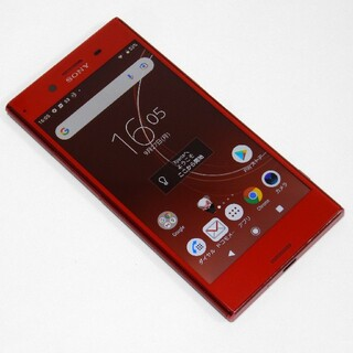 エクスペリア(Xperia)の難あり SIMフリー化済 Xperia XZ Premium ドコモSO-04J(スマートフォン本体)