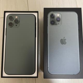 Apple - iPhone 11 PRO ミッドナイトグリーン 64GB SIMフリー