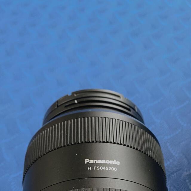 Panasonic(パナソニック)のPanasonicLUMIX G VARIO45-200mm/F4.0-5.6  スマホ/家電/カメラのカメラ(レンズ(ズーム))の商品写真