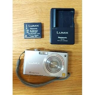 Panasonic - Panasonic デジカメ DMC-FX37 LUMIX