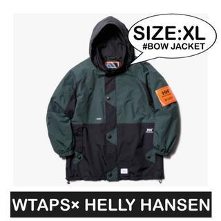W)taps - 極美品 WTAPS × HELLY HANSEN BOW JACKET