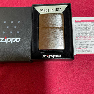 ZIPPO - ZIPPO クロームサテーナ 【新品未使用品】