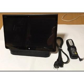 富士通 - ARROWS Tab Q736/M Core i7-6600U 8GB SSD