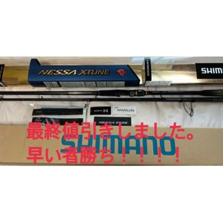 SHIMANO - SHIMANO ネッサエクスチューンs106mh