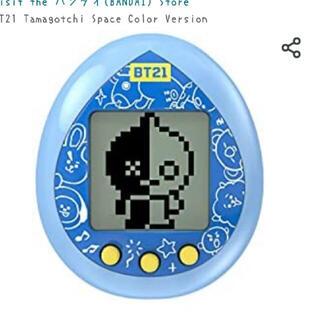 BT21 たまごっち  青 ブルー BTS