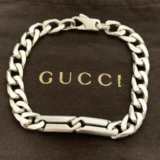Gucci - グッチ ブレスレット インフィニティ ノット 喜平 チェーン AG925 #19