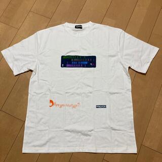 バンダイ(BANDAI)のBANDAIガンダム🤖TシャツLサイズT👕✨(Tシャツ/カットソー(半袖/袖なし))