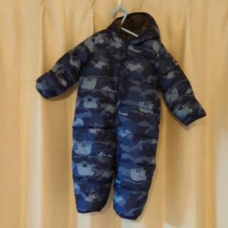 ベビーギャップ(babyGAP)のbabyGAP 美品 新生児ダウン ベビーダウン 60cm(ジャケット/コート)