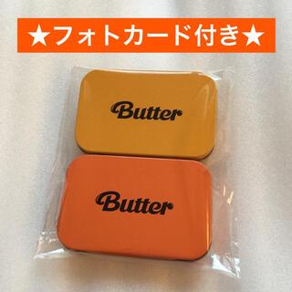 防弾少年団(BTS) - 【公式】防弾少年団 BTS Butter weverse 限定特典 2種セット