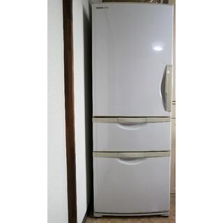 パナソニック(Panasonic)の最終価格◆冷凍冷蔵庫◆ナショナル(パナソニック)◆動作確認済み◆引き取り限定(冷蔵庫)
