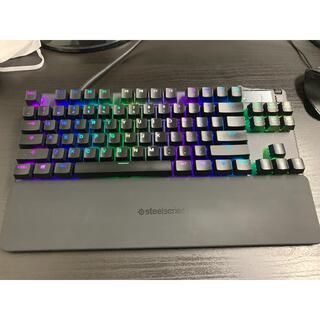 SteelSeries ゲーミングキーボード Apex Pro TKL