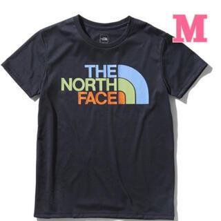 ザノースフェイス(THE NORTH FACE)のノースフェイス  ショートスリーブカラフルロゴティー レディス UN M(Tシャツ(半袖/袖なし))