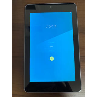 エイスース(ASUS)のnexus7 (32GB) 2012 ネクサス7 Wi-Fiモデル(タブレット)