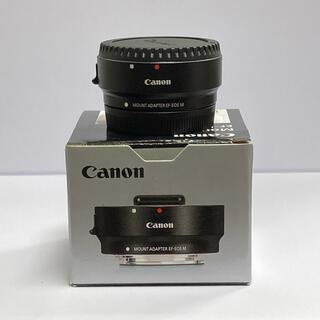 Canon - マウントアダプター EF-EOS M