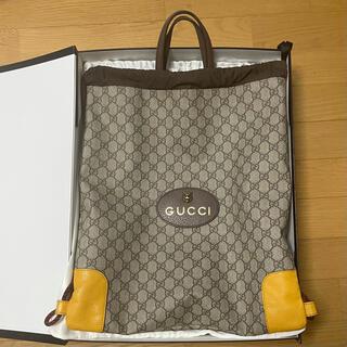 Gucci - GUCCI バッグパック