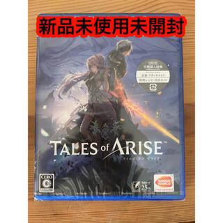 PlayStation - ps5 TALES OF ARISE テイルズ オブ アライズ 未開封