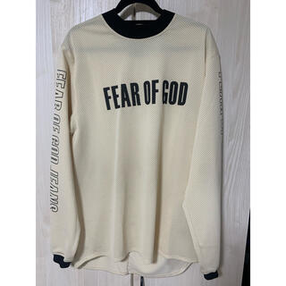 フィアオブゴッド(FEAR OF GOD)のMサイズ/FEAR OF GOD Mesh Motocross Jersey (Tシャツ/カットソー(七分/長袖))