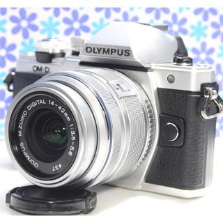 OLYMPUS - Wi-fi内蔵★OLYMPUS OM-D E-M10 Mark II★高画質★
