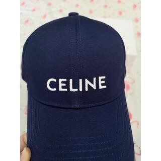 セリーヌ(celine)の✿セリーヌ✿キャップ ネイビー(キャップ)