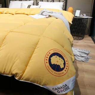 カナダグース(CANADA GOOSE)の【新品未使用】 CANADA GOOSE 羽毛布団(布団)