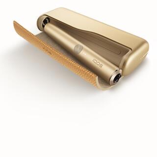 アイコス(IQOS)の未登録未開封新品最新最上位モデルアイコスイルマプライム ゴールドカーキ(タバコグッズ)