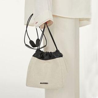 Jil Sander - 新品 ショルダーバッグ 巾着バッグ ドローストリングバッグ