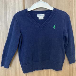 ラルフローレン(Ralph Lauren)のラルフローレン 薄手セーター(ニット/セーター)