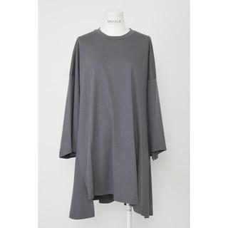 ENFOLD - 新品 今季 お値下げ可♡2021AW ENFOLD フレアスリーブTシャツ 38