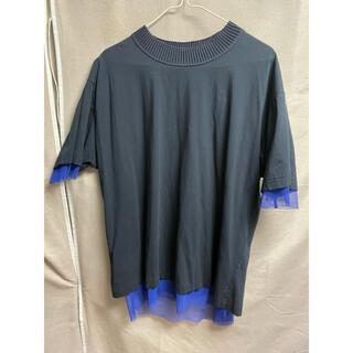 カラー(kolor)の半袖Tシャツ kolor(Tシャツ/カットソー(半袖/袖なし))