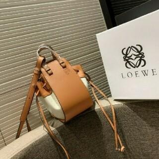 LOEWE - LOEWE☆ハンモック バッグ スモール