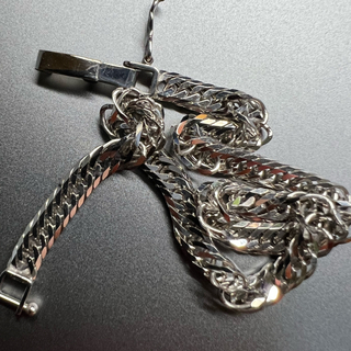 JEWELRY TSUTSUMI - 18金 ホワイトゴールド 喜平ブレスレット