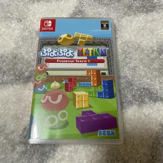 Nintendo Switch - Switch ソフト ぷよぷよテトリス