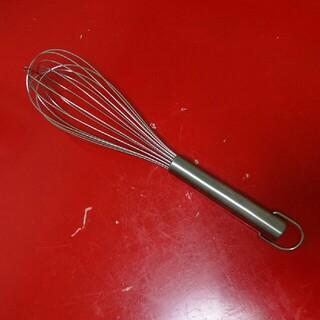 ムジルシリョウヒン(MUJI (無印良品))のMUJI 無印良品 ステンレス 泡立て器(調理道具/製菓道具)